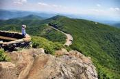 Craggy Pinnacle Hike