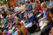 Drumming Circle Asheville