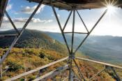 Fryingpan Lookout Tower Hike
