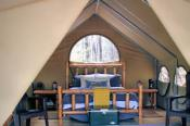 glamping blue ridge mountains