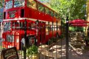 Double Decker Coffee Bus Asheville