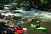 NOC Spring Fling, Demo Days & Kayak Competition