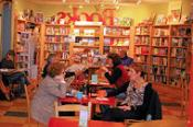 Malaprops Bookstore & Coffee Shop