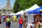 Mt Mitchell Crafts Fair
