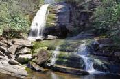 Panthertown Valley Waterfalls