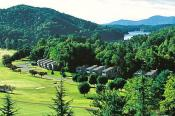 Rumbling Bald Resort Rentals, Lake Lure