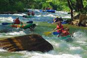 Whitewater Rafting & Kayaking