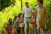 Wild Food foraging tours asheville