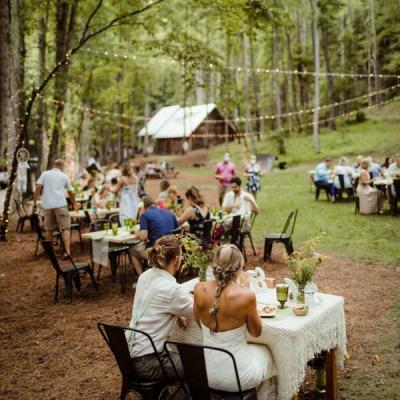 Cherryfield Luxury Group Glamping