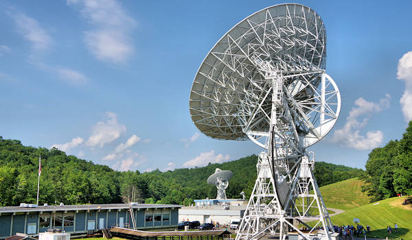 PAIR Radio Telescopes