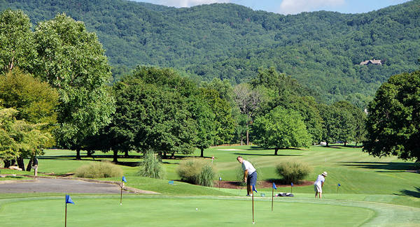 Lake Lure Golf