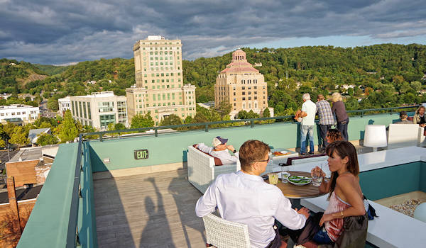 AC Hotel Rooftop Asheville