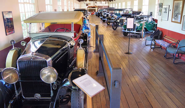 Antique Car Museum Asheville