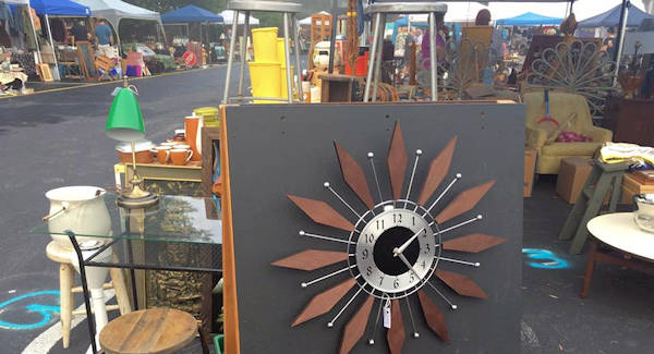 Flea Market in Asheville