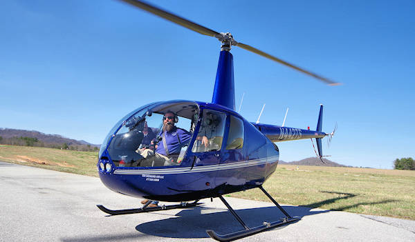 Asheville Helicopter Tour
