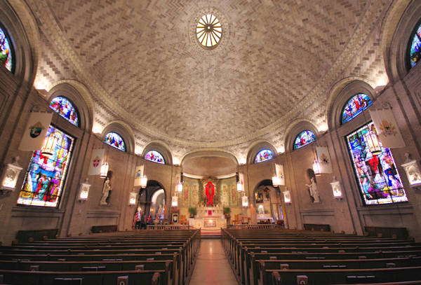 The Basilica of St. Lawrence, Asheville