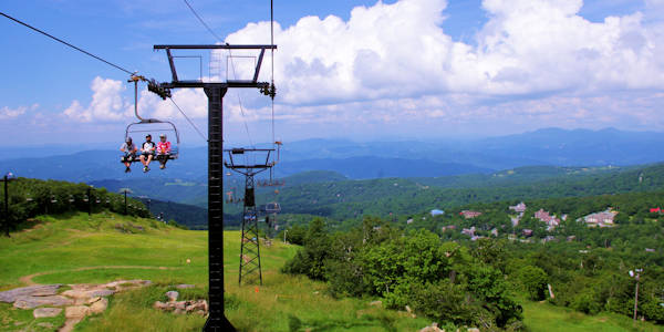 Beech Mountain Summer