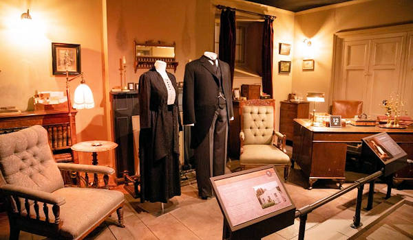 Downton Abbey: The Exhibition at Biltmore