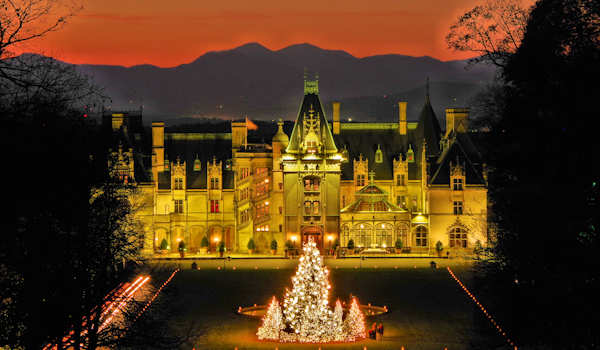 Biltmore House Candlelight Tour Tickets