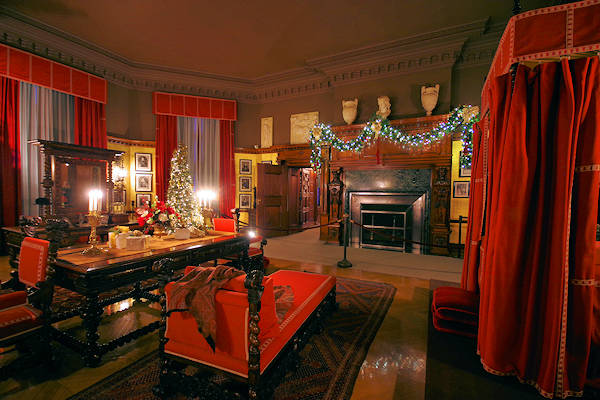 Biltmore House George Vanderbilt Room