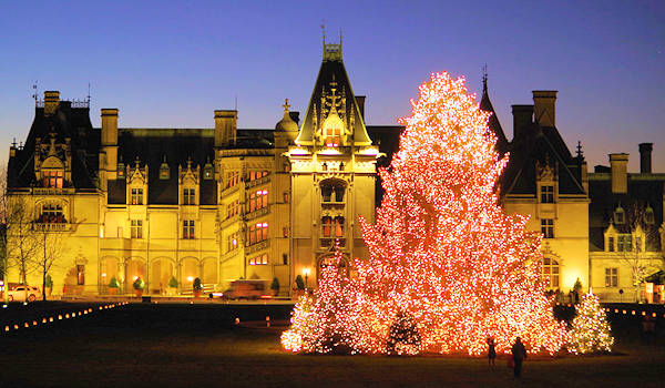 Christmas at Biltmore for Kids