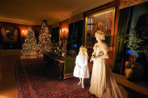 Biltmore House Living Hall