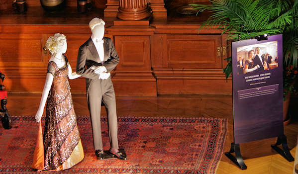 Biltmore House Titanic Movie Costumes