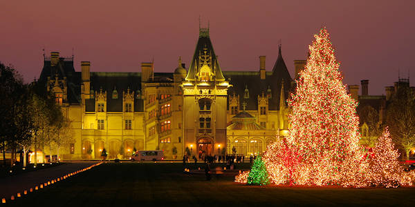 Biltmore House Christmas