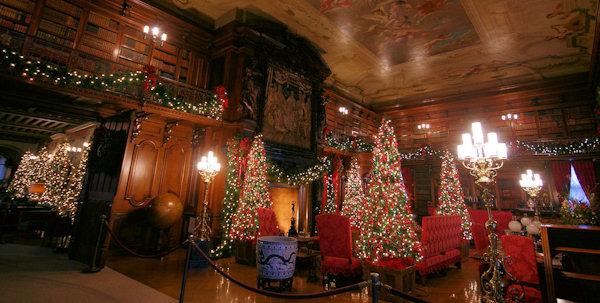 Biltmore House Christmas