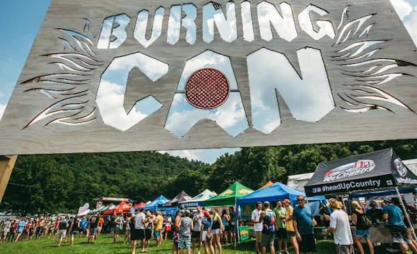 Burning Can Beer Festival