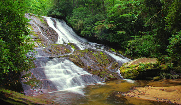 Cathey's Creek Falls