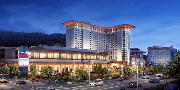 Cherokee Casino Asheville Nc