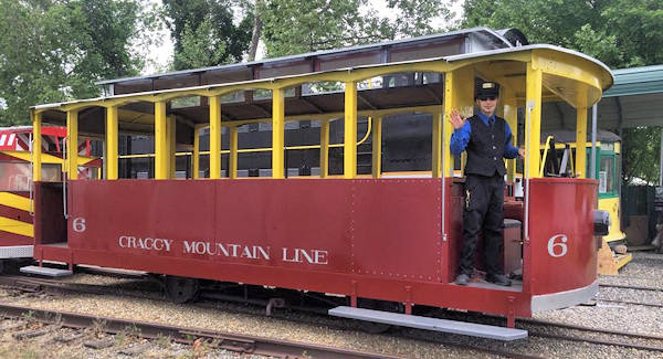 craggy line trolley asheville