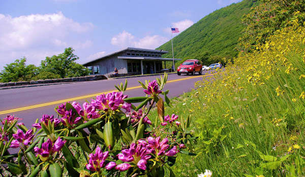 Craggy Gardens Visitor Center