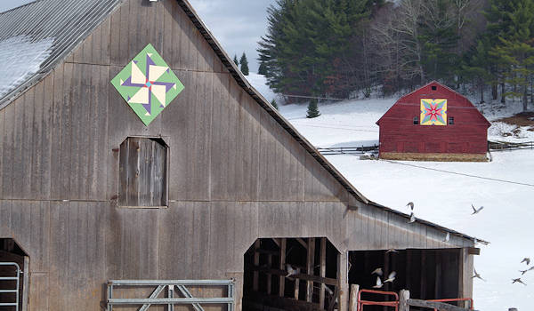 Avery County Barns