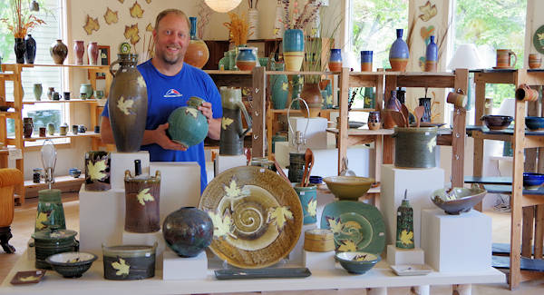 Tree House Pottery Dillsboro