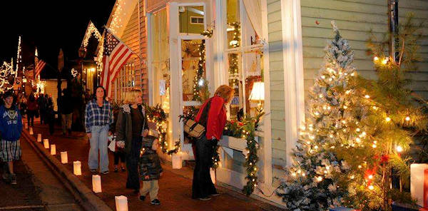 Dillsboro Festival of Lights