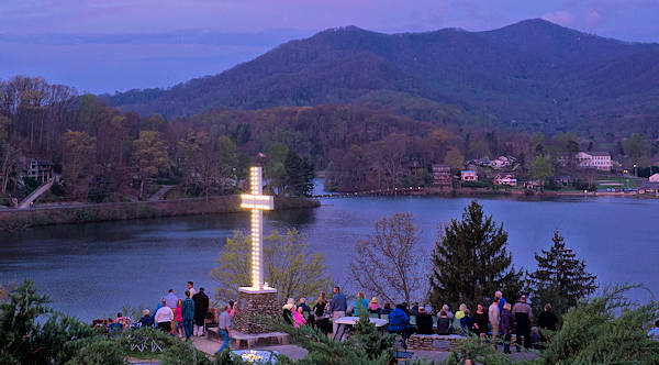 Easter Sunrise Service NC Mountains