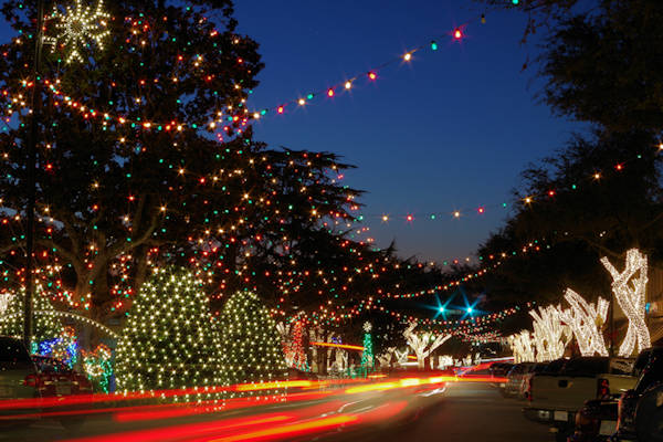 Forest City Hometown Holiday Lights