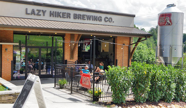 Lazy Hiker Brewing