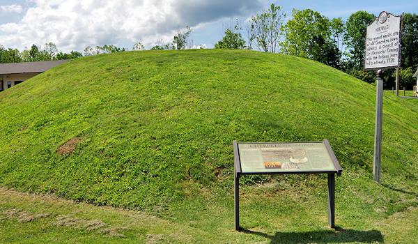 Franklin Nikwasi Mound
