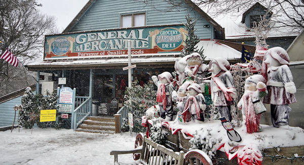 Freds General Store, Beech Mountain