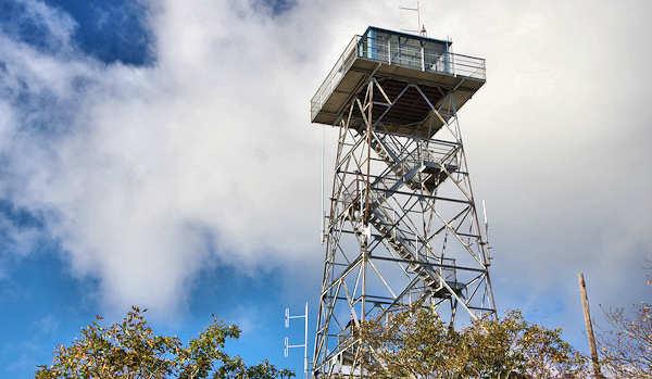 Frying Pan Mountain Tower