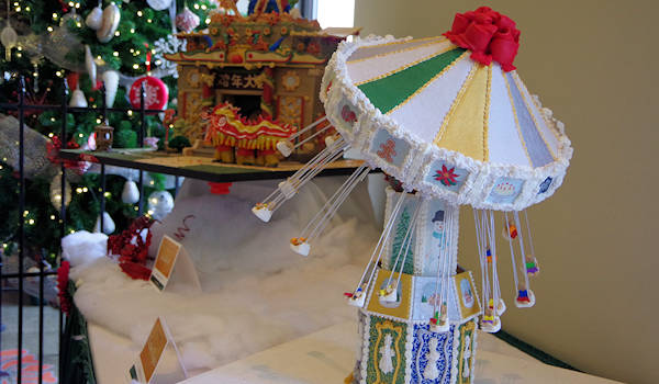 Pictures gingerbread house