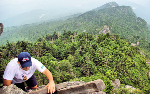 Grandfather Mountain Hiking