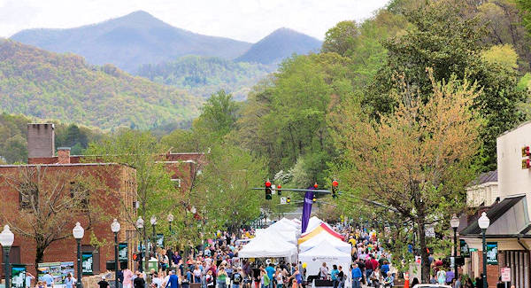 Greening Up the Mountains Festival