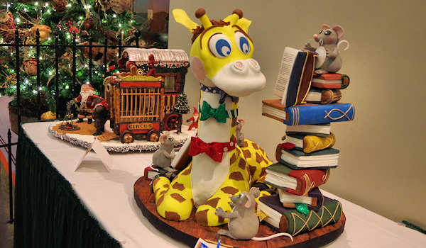 Grove Park Gingerbread Competition