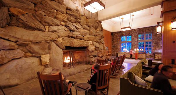 Grove Park Inn Fireplace