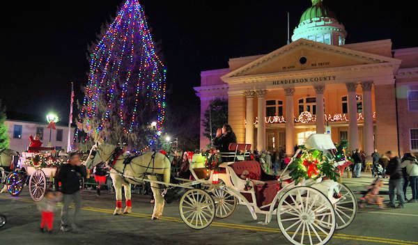 Carriage Rides Hendersonville