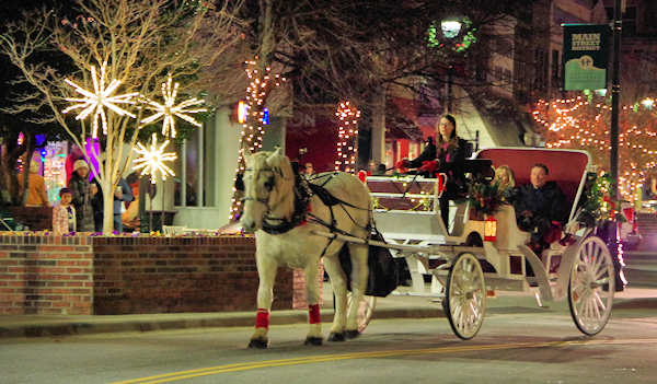 Hendersonville Carriage Rides